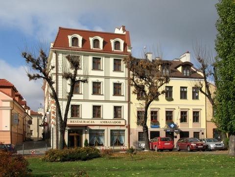Hotel Ambasadorski Rzeszow - фото 23