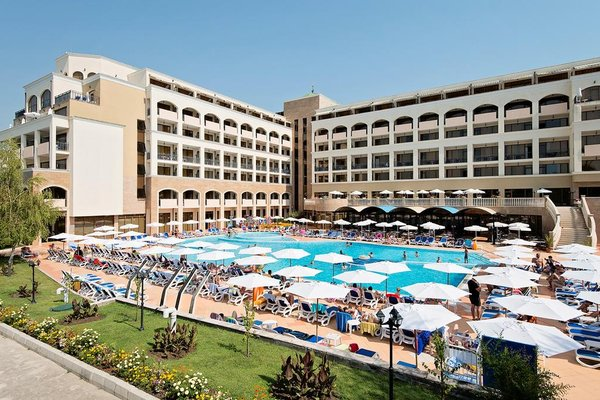 Sol Nessebar Bay & Mare Resort & Aquapark - All inclusive - фото 50