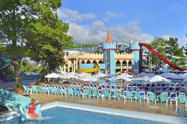 Sol Nessebar Bay & Mare Resort & Aquapark - All inclusive - фото 21