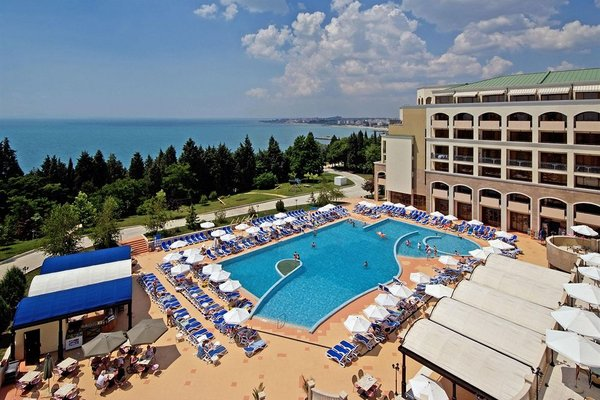 Sol Nessebar Bay & Mare Resort & Aquapark - All inclusive - фото 23