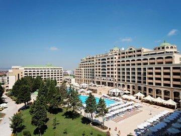 Sol Nessebar Palace Hotel - Все включено