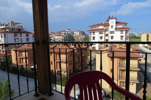 Апартаменты Apollon Apartments - фото 1