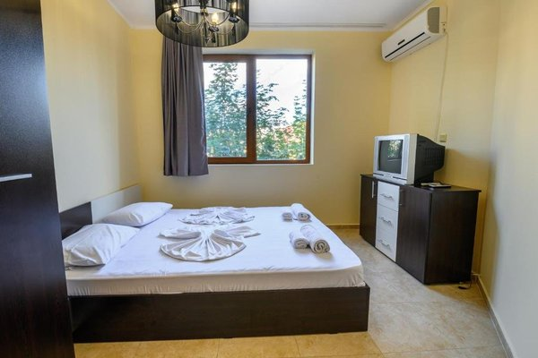 Апартаменты Apollon Apartments - фото 16