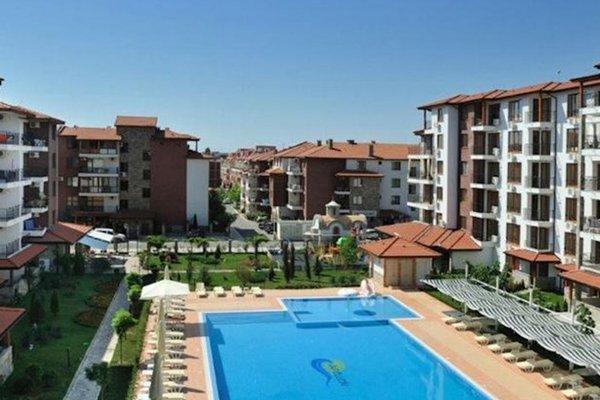 Апартаменты Apollon Apartments - фото 20