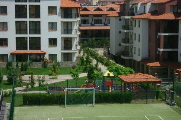 Апартаменты Apollon Apartments - фото 21