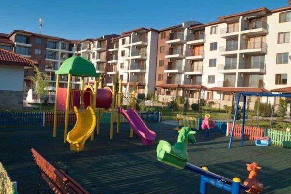 Апартаменты Apollon Apartments - фото 23