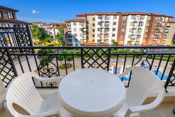 Апартаменты Apollon Apartments - фото 6