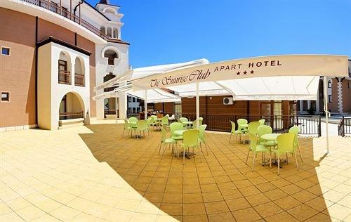 Sunrise Club Apart Hotel - фото 18