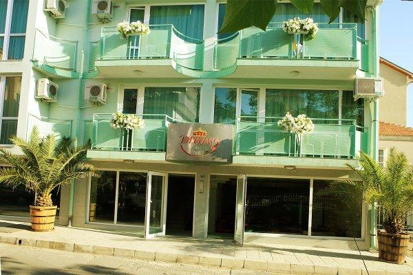 Отель Дриймс - фото 46