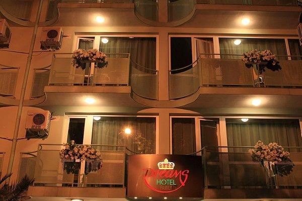 Отель Дриймс - фото 18