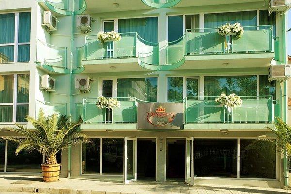 Отель Дриймс - фото 20