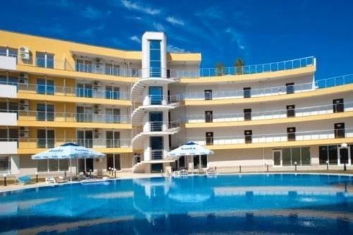 Апартаменты Фетисови в гостиничном комплексе Бей Вю - фото 23
