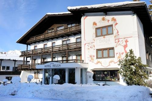 Hotel Helga - фото 21