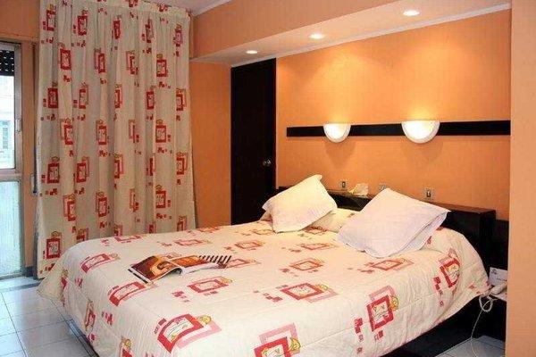 Hotel Tanjah Flandria - фото 6
