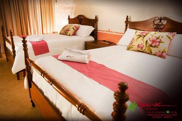 Hacienda Noc-Ac Hotel & Spa - фото 3
