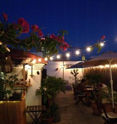 Casa Al Sur Terraza Hostel - фото 15
