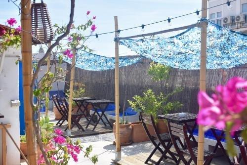 Casa Al Sur Terraza Hostel - фото 17