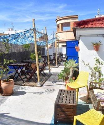 Casa Al Sur Terraza Hostel - фото 22