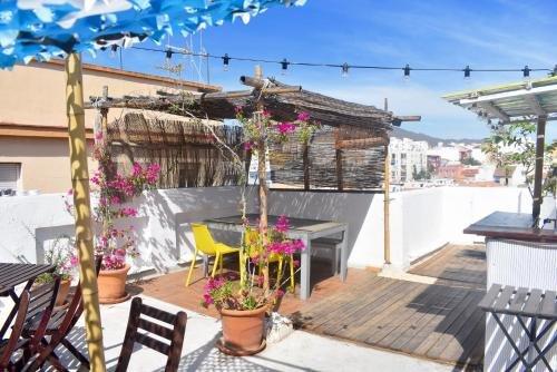 Casa Al Sur Terraza Hostel - фото 23