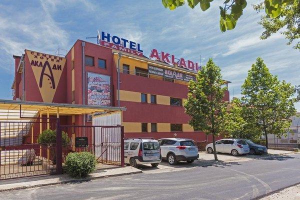 Akladi Family Hotel - фото 22