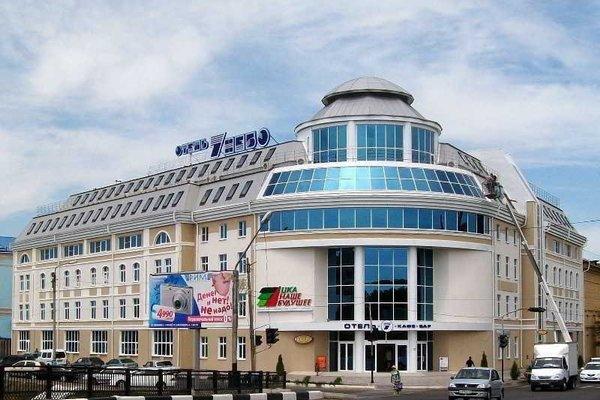 Отель 7 Небо - фото 22
