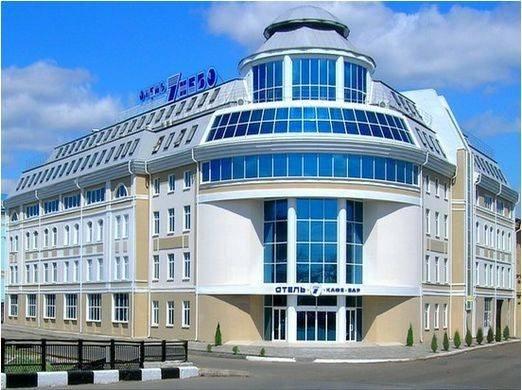 Отель 7 Небо - фото 23