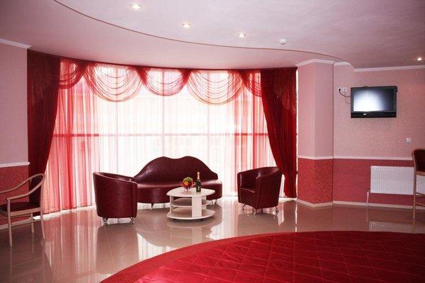 Отель 7 Небо - фото 8