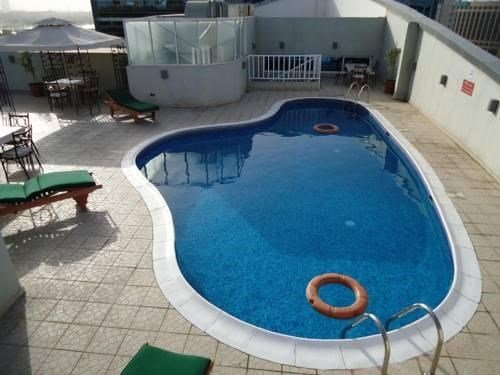 Al Deyafa Hotel Apartments - фото 14