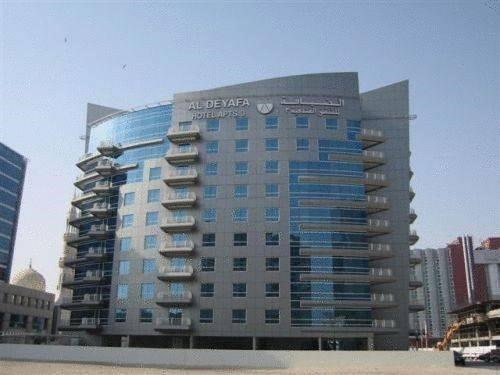 Al Deyafa Hotel Apartments - фото 18