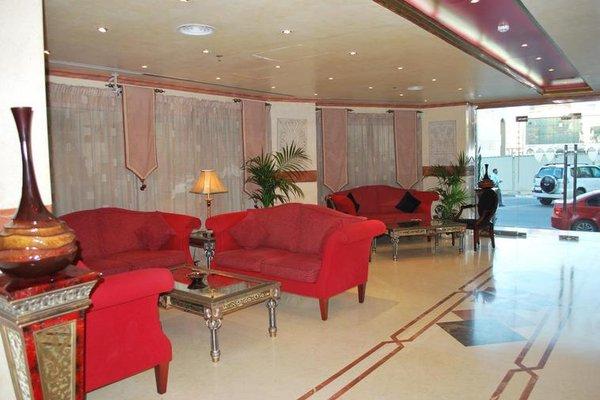 Al Deyafa Hotel Apartments - фото 6