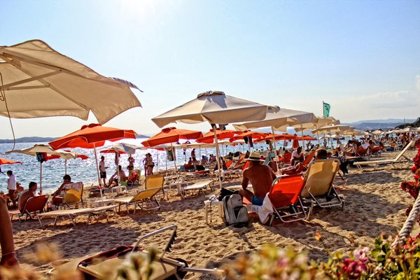 Hotel Akti Ouranoupoli Beach Resort - фото 16