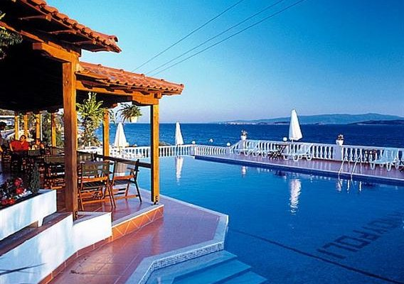 Hotel Akti Ouranoupoli Beach Resort - фото 19