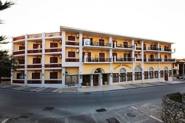 Aegeon Hotel - фото 21