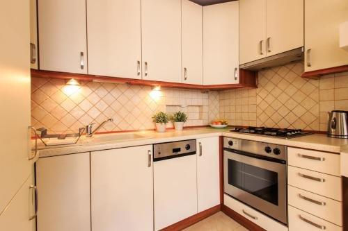 JR Rental Apartments Szeroki Dunaj - фото 8