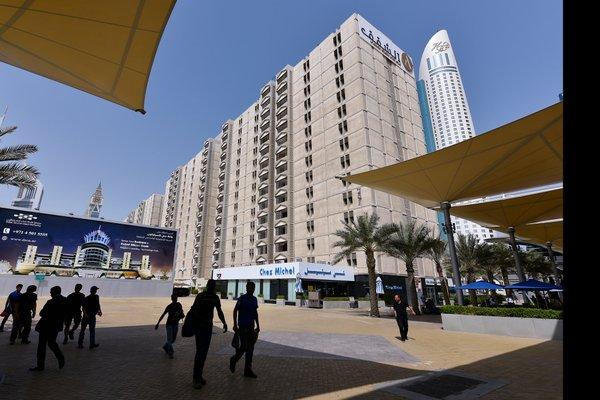 The Apartments, Dubai World Trade Centre Hotel Apartments - фото 34