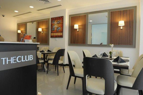 The Apartments, Dubai World Trade Centre Hotel Apartments - фото 14