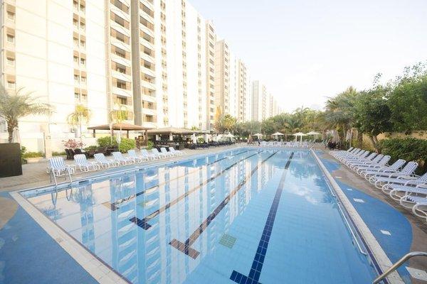 The Apartments, Dubai World Trade Centre Hotel Apartments - фото 20