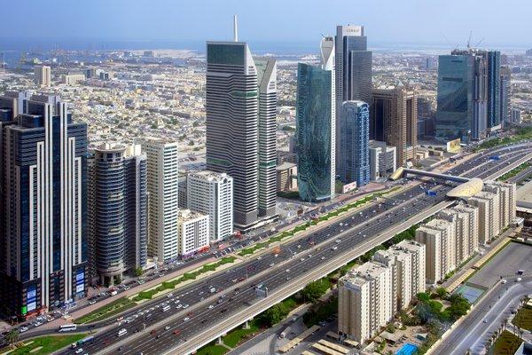 The Apartments, Dubai World Trade Centre Hotel Apartments - фото 23