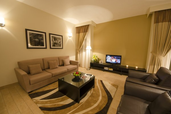 The Apartments, Dubai World Trade Centre Hotel Apartments - фото 4