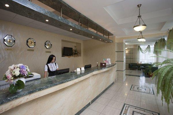 Гостиница Алмаз - фото 15