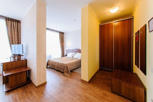 Гостиница Алмаз - фото 4