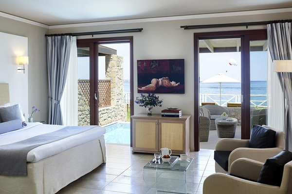 Ikaros Beach Luxury Resort and Spa (ех. Ikaros Village Beach Resort & Spa) - фото 3