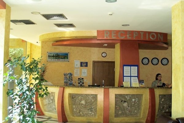 Hotel Kamenec - фото 13