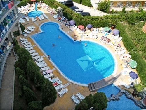 Hotel Kamenec - фото 21