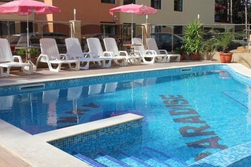 Sunny Paradise Hotel - фото 21