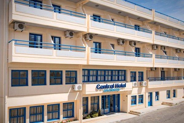Central Hersonissos Hotel - фото 22