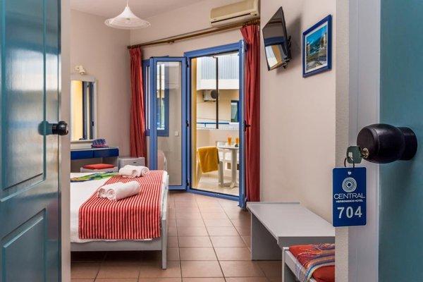 Central Hersonissos Hotel - фото 4