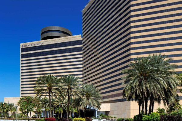 Hyatt Regency Galleria Residence Dubai - фото 50