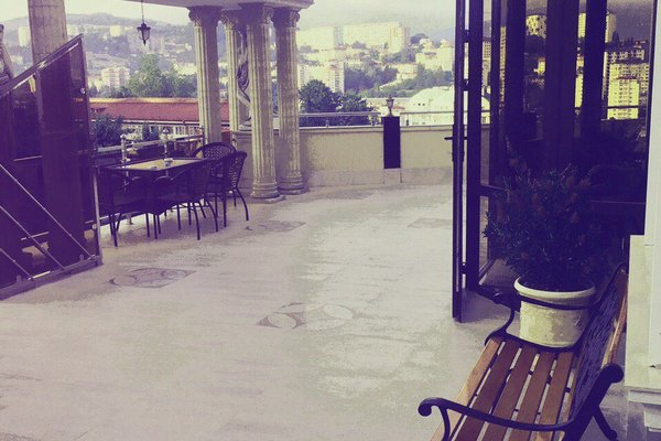 Отель Антика - фото 15