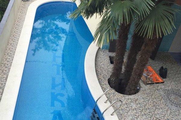 Отель Антика - фото 19